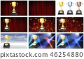 trophy, trophies, recognition 46254880