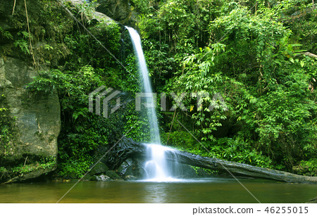 Waterfall in Chiang Mai Thailand Greenery nature 46255015