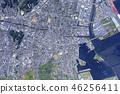 Kisarazu Station sky / Mabuki aerial view 46256411