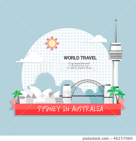 悉尼世界旅行插圖 46257060