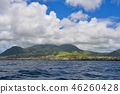 View of Saint Kitts from boat 46260428
