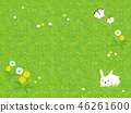 봄 이미지 배경 일러스트 46261600