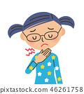 喉咙 嗓子 歌喉 46261758