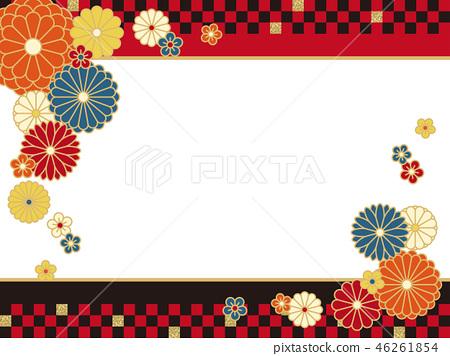 日式框架材料<Kikumon-sama> 46261854