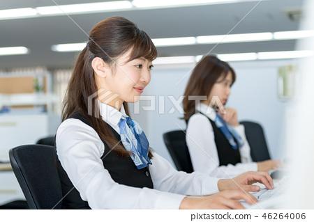 女商人,職業女性,辦公室,制服 46264006