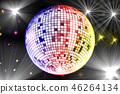 disco ball, mirror ball, mirrorball 46264134