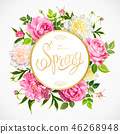 Spring collection backgrounds 46268948