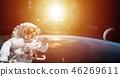 space earth globe 46269611