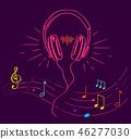 headphones headphone music 46277030
