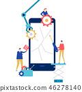 design vector background 46278140