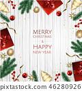 christmas, xmas, greeting 46280926