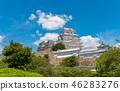 ปราสาทฮิเมจิ,ปราสาท,ฤดูร้อน 46283276