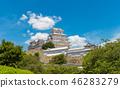 ปราสาทฮิเมจิ,ปราสาท,ฤดูร้อน 46283279