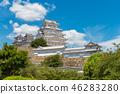 ปราสาทฮิเมจิ,ปราสาท,ฤดูร้อน 46283280