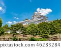 ปราสาทฮิเมจิ,ปราสาท,ฤดูร้อน 46283284