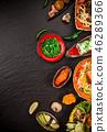 食物 食品 亚洲 46289366