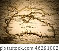 고지도 흑해 지역 46291002