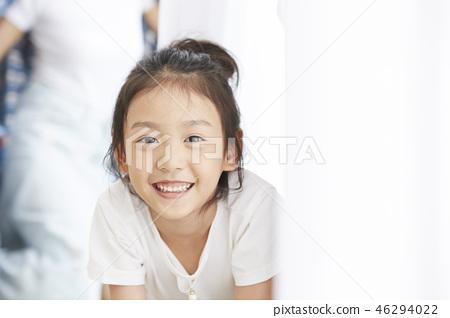 兒童女孩生活方式 46294022