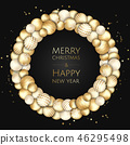christmas, xmas, greeting 46295498