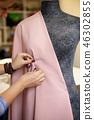 fabric female dress 46302855