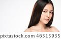 亚洲 亚洲人 皮肤 46315935