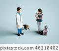 獸醫和老闆 46318402