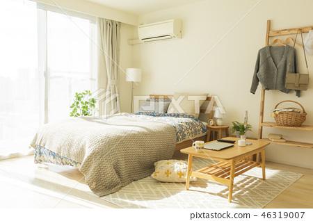 一間臥室 46319007