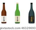 japanese sake, alcohol, alchohol 46320693