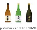 mugi shochu, shochu, alcohol 46320694