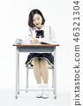 중학생,고등학생,학생,교육 46321304