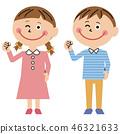 เด็กผู้ชาย,เด็กผู้หญิง,เด็ก 46321633