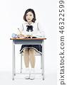 중학생,고등학생,학생,교육 46322599