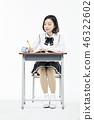 중학생,고등학생,학생,교육 46322602