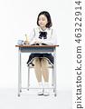 중학생,고등학생,학생,교육 46322914