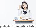 중학생,고등학생,학생,교육 46323663