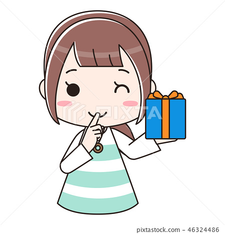 Women and presents 46324486