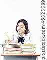 중학생,고등학생,학생,교육 46325589