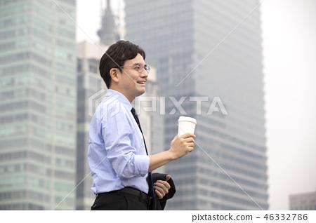 한국인,비즈니스,남자 46332786
