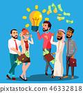 business, idea, light 46332818