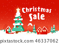 vector, christmas, background 46337062