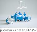 手術室 46342352