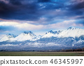 landscape, mountain, sky 46345997
