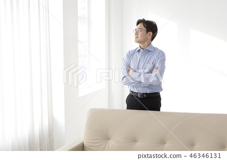 한국인,비즈니스,남자 46346131