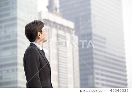 한국인,비즈니스,남자 46346383
