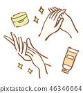 ครีมทามือที่สวยงาม 46346664