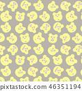 熊無縫模式 46351194