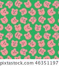 熊無縫模式 46351197