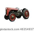 拖拉机 复古 农作 46354937