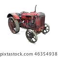 拖拉机 复古 农作 46354938