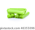 Celery isolated on white background 46355096